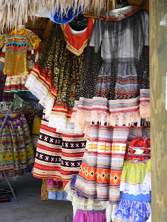 Seminole Indian Clothing