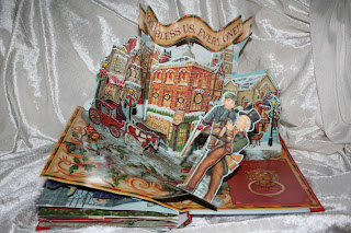 A Christmas Carol Pop Up Book
