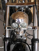 Skull Headlight