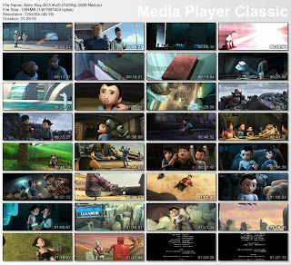 Astro Boy 2009 Movie Dvd Rip torrent download Astroboyscreens