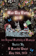 Fanciful Twist Mad Tea Party
