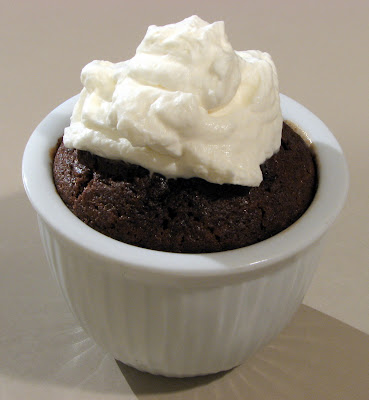 Chocolate Self Saucing Pudding Cake