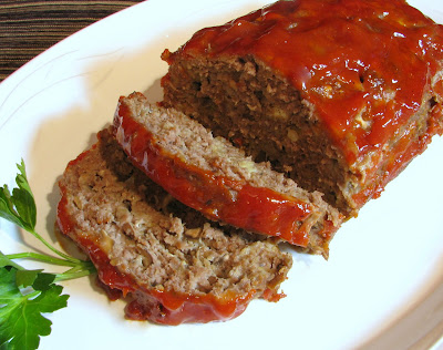 Meatloaf | For the Love of Cooking