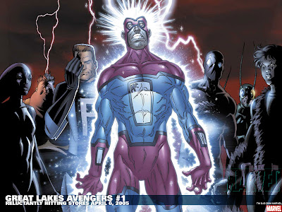 Great Lakes Avengers #1 1280x960