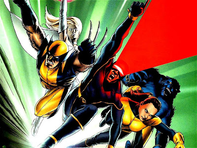 wallpaper x men. Astonishing X-Men Wallpapers
