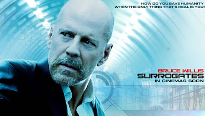 Surrogates PSP Wallpapers
