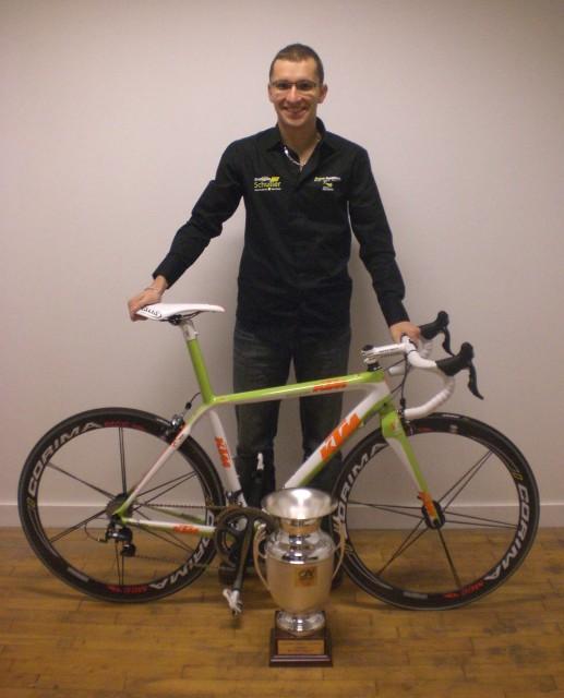 las bicis de los equipos 2011