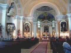 Biserica romano-catolica din comuna Dudesti Vechi
