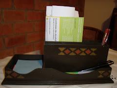 Organizador de escritorio