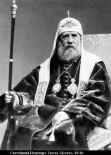St Tikhon, Patriarch of Moscow & All the Russias