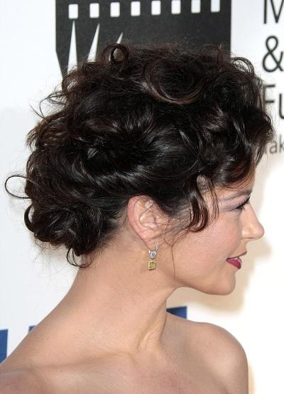 hairstyles thick hair cute