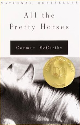 all the pretty horses thesis Need help on themes in cormac mccarthy's all the pretty horses check out our thorough thematic analysis from the creators of sparknotes.