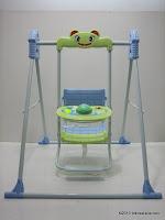 Baby Swing PLIKO PK606 with Musical Singing and Flashing