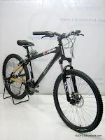 Sepeda Gunung UNITED DOMINATE X-Country 24 Speed Shimano  26 Inci x 406mm