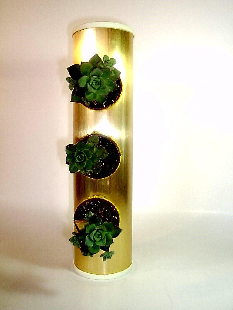 Biocroquis jardines verticales - Macetas para jardines verticales ...