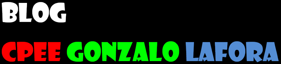 BLOG DEL CPEE GONZALO LAFORA