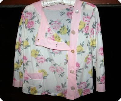 floral cardigan jacket @ prettymuchpenniless