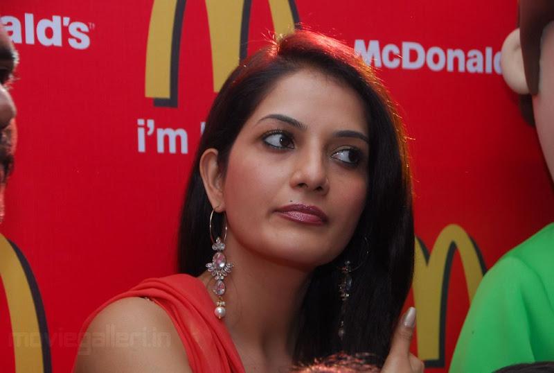 Actress Ruthika  McDonalds Hyderabad Cartoon Carnival Stills unseen pics