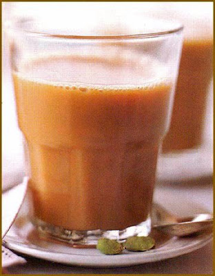 Chai Tea with Soy Milk (Recipe) . . . | Content in a Cottage