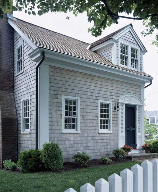 Cottage Architecture And Photography Content In A