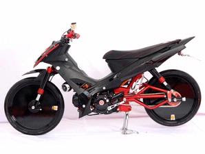 Modifikasi Motor F1Zr