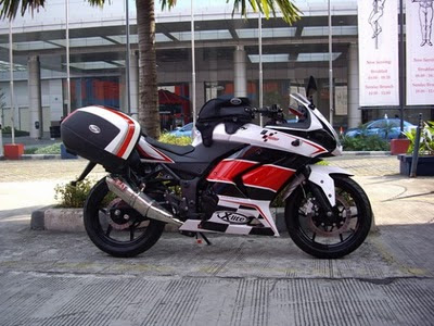 Photo Foto Modifikasi Motor Ninja