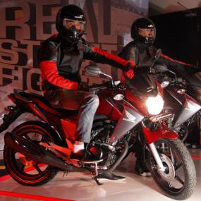 FEATURES HONDA NEW MEGA PRO 150 2010 - Foto Gambar Modifikasi Motor
