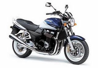 Suzuki thunder 250 gsx modif