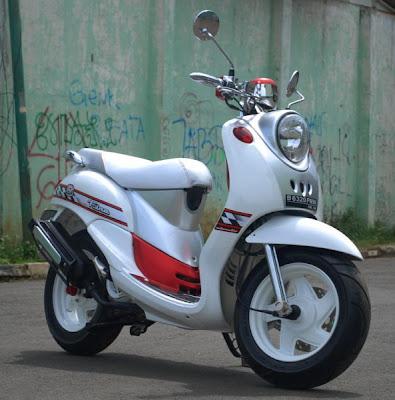 Modif Motor Yamaha Fino