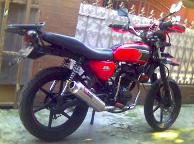 1974 Honda CB 125