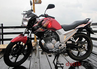 vs Honda Tiger Revolution 2010 - Gambar Modifikasi Motor Terbaru
