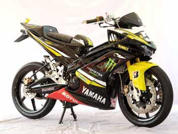 Modif Yamaha New Jupiter MX 2010