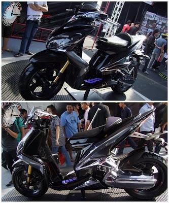 Yamaha Xeon Sport Advance 125 cc