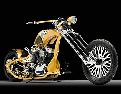 New Chopper Harley Davidson modify