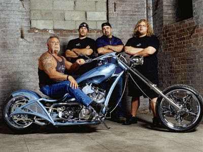 American Chopper Bike Vinnie - OCC USA Motorcycle picture