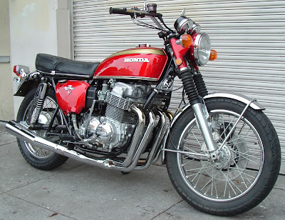 1971 Honda CB 750 K1 Classic and Vintage Motorcycles