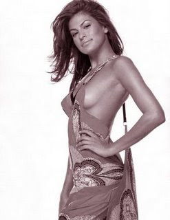 EVA MENDES NUDE THE SPIRIT - selected pictures, best images or wallpapers