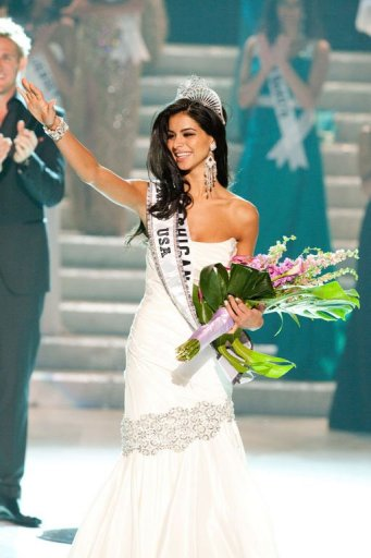 Miss USA 2010 from Michigan - Rima Fakih