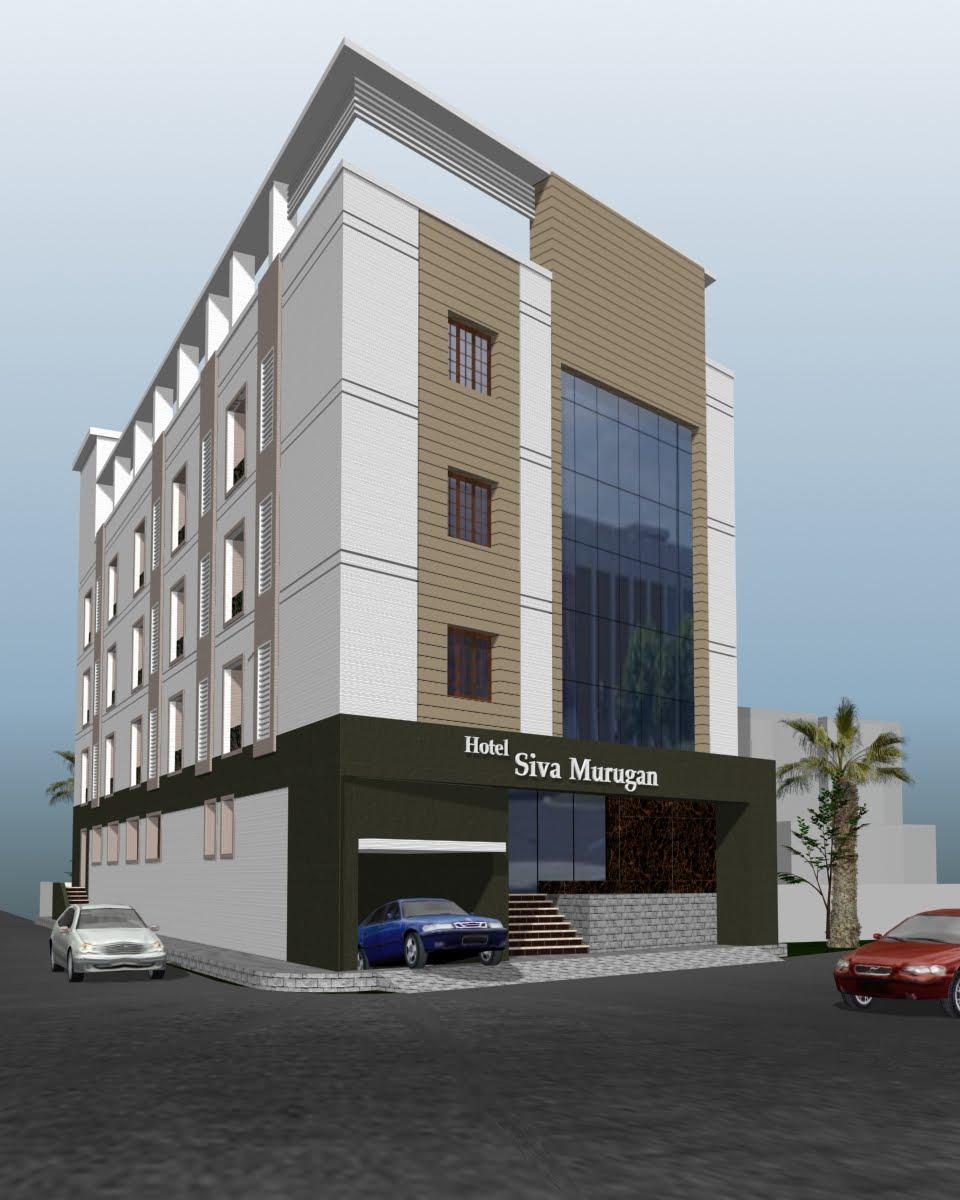 Hotels Front Elevation Design : Elevation design hotel joy studio gallery best