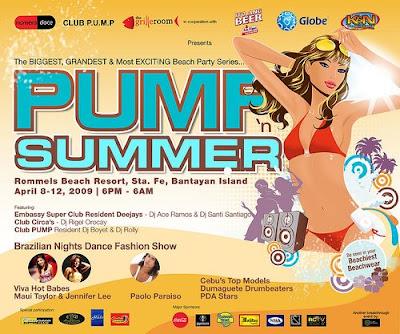 PUMP N SUMMER 2010