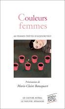 anthologie Couleurs femmes