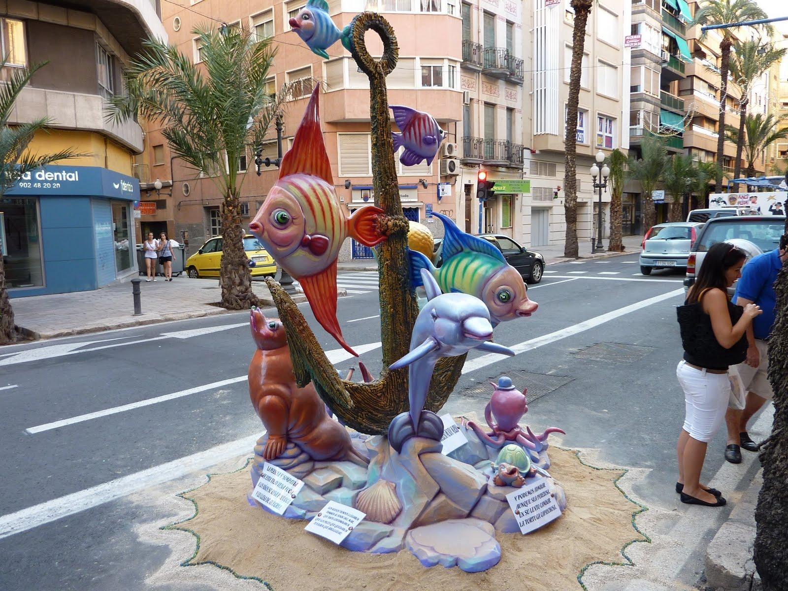 Fiestas de San Juan, Alicante 2010   Los Viajes de Desi ...