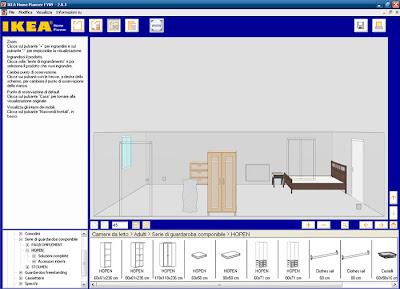 Appunti di informatica arredare casa con ikea home planner for Arredare 3d