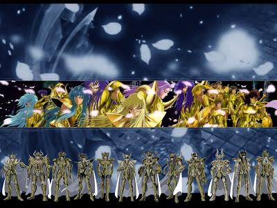 ¿Qué Caballeros Dorados son más poderosos? Saint_Seiya___Gold_Saints_Wall_by_Edhel44