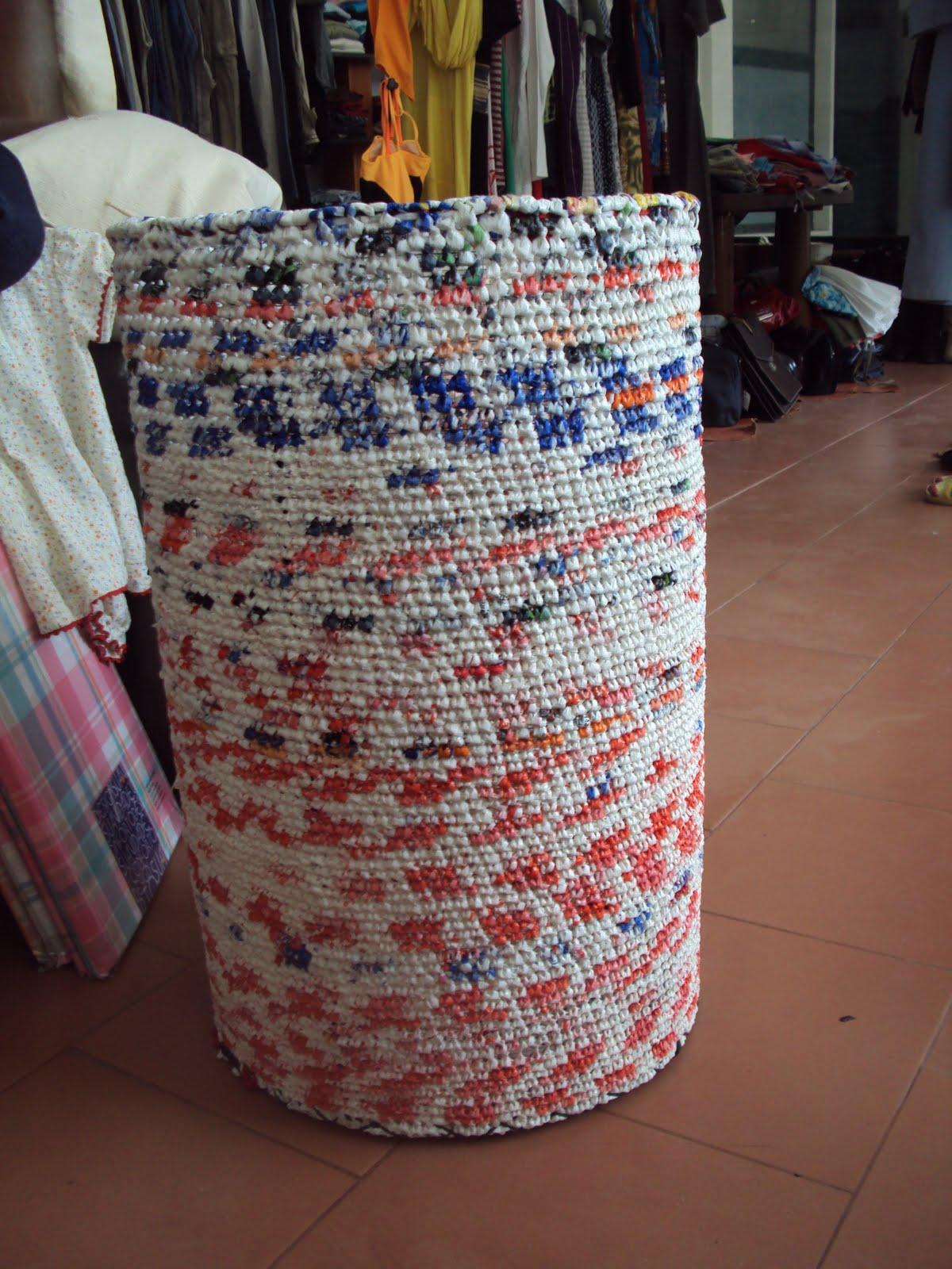 Xtamine reciclagem de sacos plásticos