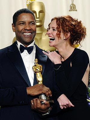 One of Hollywood's hottest leading men, Denzel Washington is an actor whose ...