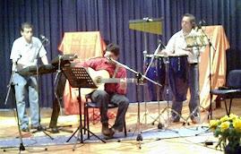 Músicos con Instrumentos