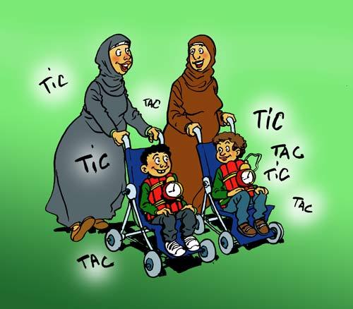 DAZIBAO-Ñ-.: Cristianos perseguidos y dhimmis occidentales.