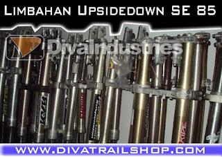Limbahan Upsidedown SE85cc (Original 2nd Part)