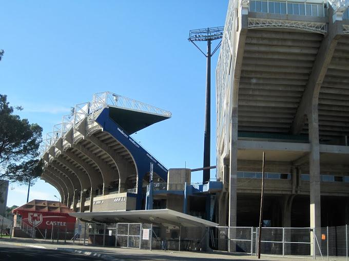 Blomfontein Stadium